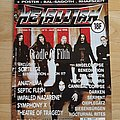 Cradle Of Filth - Other Collectable - old magazine covers