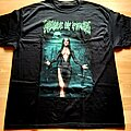Cradle Of Filth - TShirt or Longsleeve - milked of love and blood