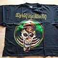 Iron Maiden - TShirt or Longsleeve - fear of the dark tour shirt