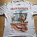 Iron Maiden - TShirt or Longsleeve - dubai 2007 event shirt