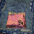 Megadeth - Battle Jacket - Kütte