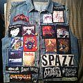 Satan - Battle Jacket - Blue denim jacket