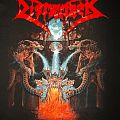 Dismember Shirt LIKE AN EVERFLOWING STREAM (red logo)
