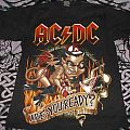 AC/DC Kids shirt Are You Ready