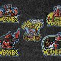 Werner Beinhart Patches