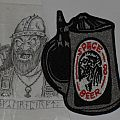 Tankard - Patch - TANKARD Patch SPACE BEER  (lim. 50) 12/50