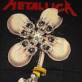 Metallica Shirt Skull cloverleaf