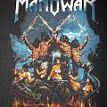 Manowar - TShirt or Longsleeve - Manowar Shirt GODS OF WAR