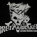 Rock ´n Roll - TShirt or Longsleeve - Brutz & Brakel Shirt GOTHAM DRINKING LEAGUE