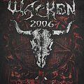 W:O:A 2006 Shirt BLACK STAGE