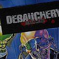 Debauchery - Patch - DEBAUCHERY Patch Stripe