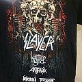 Slayer 2018 Tour Shirt
