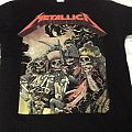 Metallica - TShirt or Longsleeve - Metallica four horse men
