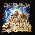 Iron Maiden - TShirt or Longsleeve - Iron maiden somewhere back in time tour 2008