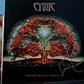 Cynic - Kindly Bent To Free Us Signed CD