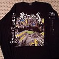 Nocturnus - TShirt or Longsleeve - Nocturnus European Thresholds 1992 vintage og long sleeve tshirt
