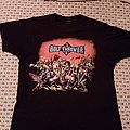 BOLT THROWER War master original vintage tshirt 1991