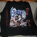 Brutality - TShirt or Longsleeve - Brutality screams of anguish og vintage long sleeve 1993