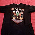"Flotsam and Jetsam ""suffer the masses"" original vintage tshirt"