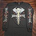 Megadeth 2020 Dr Vic reprint LS TShirt or Longsleeve