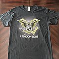 Megadeth - TShirt or Longsleeve - Megadeth 2015 Cyber Army London Event