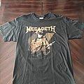 Megadeth - TShirt or Longsleeve - Megadeth 2003 SFSGSW Cover reprint