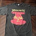 Megadeth - TShirt or Longsleeve - Megadeth 2005 BttS Cover
