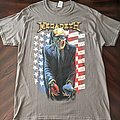 Megadeth - TShirt or Longsleeve - Megadeth 2016 Red or Blue TD
