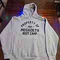 Megadeth - Hooded Top - Megadeth 2017 Boot Camp Hoodie