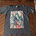 Megadeth - TShirt or Longsleeve - Megadeth 2018 Hell & Heaven