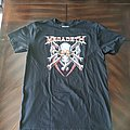 Megadeth - TShirt or Longsleeve - Megadeth 2020 KiMBaBiG Final Kill Track List