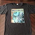 Megadeth - TShirt or Longsleeve - Megadeth 2007 Tour of Duty TD