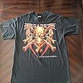 Megadeth - TShirt or Longsleeve - Megadeth 2002 KiMBaBiG Cover reprint