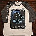 Megadeth - TShirt or Longsleeve - Megadeth 2014 Youthanasia 20th Anniversary Father Vic Raglan
