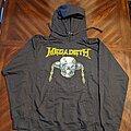 Megadeth - Hooded Top - Megadeth 2021 DC Comics Dark Knights Death Metal hoodie