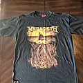 Megadeth - TShirt or Longsleeve - Megadeth 2005 Shark