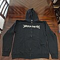 Megadeth - Hooded Top - Megadeth 2020 Vic Zip Up
