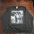 Megadeth 2016 Dystopia Cover Sweater