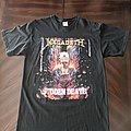 Megadeth - TShirt or Longsleeve - Megadeth 2010 Sudden Death