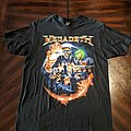 Megadeth - TShirt or Longsleeve - Megadeth 2016 Judgement