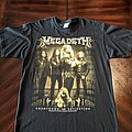 Megadeth - TShirt or Longsleeve - Megadeth 2012 CtE 20th band