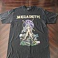 Megadeth - TShirt or Longsleeve - Megadeth 1998 Chaos Comics She Wolf