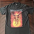Megadeth - TShirt or Longsleeve - Megadeth 1992 Demon TD