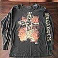 Megadeth - TShirt or Longsleeve - Megadeth 1998 Chaos Comics Cross LS