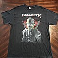 Megadeth 2016 Samurai Tour Dates