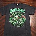 Overkill - TShirt or Longsleeve - Overkill 2014 Starland Ballroom