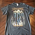 Megadeth - TShirt or Longsleeve - Megadeth 2017 The Threat is Real Tour Dates