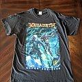 Megadeth - TShirt or Longsleeve - Megadeth 2013 Stolen Goods Tour Dates