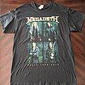 2016 - TShirt or Longsleeve - Megadeth 2016 Band TD