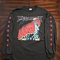 Megadeth 2007 Lady Liberty LS